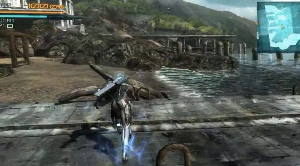 Metal Gear Rising Revengeance highly compressed