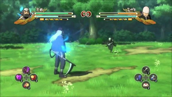 Naruto Shippuden Ultimate Ninja Storm 3 download pc