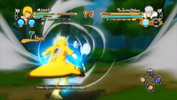 Naruto Shippuden Ultimate Ninja Storm 3 highly compressed