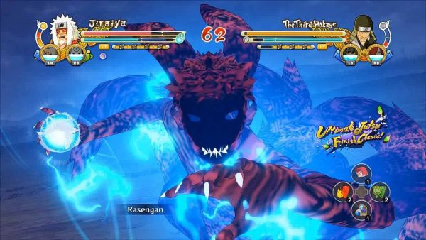 Naruto Shippuden Ultimate Ninja Storm 3 pc game download
