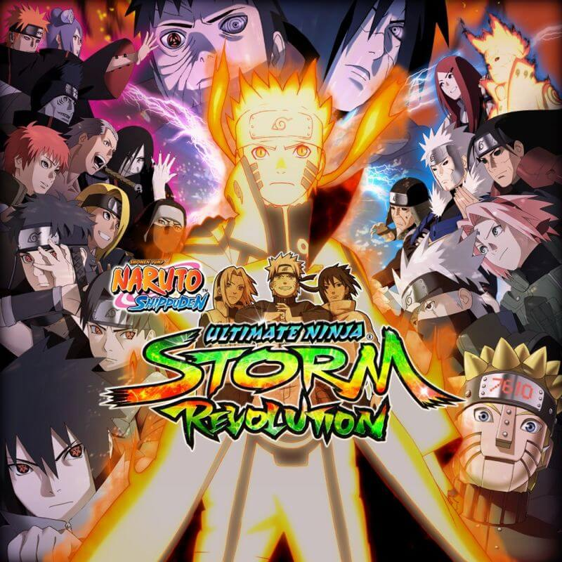 Naruto Shippuden Ultimate Ninja Storm Revolution download pc