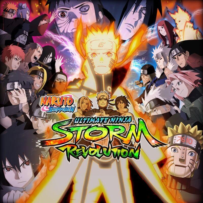 Naruto Shippuden Ultimate Ninja Storm Revolution download pc