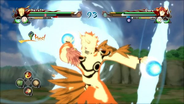 Naruto Shippuden Ultimate Ninja Storm Revolution free download pc