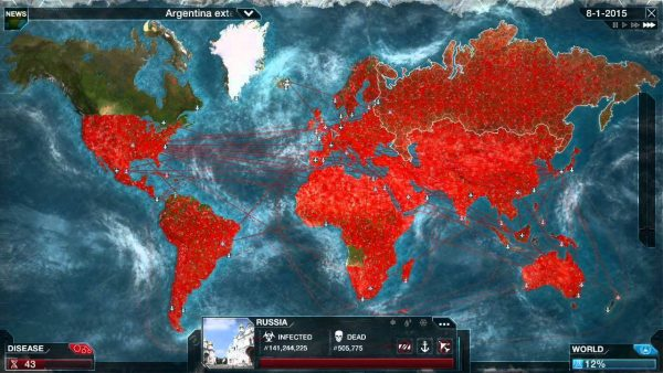 Plague Inc game download for pc