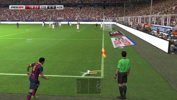 Pro Evolution Soccer 2014 highly compressed