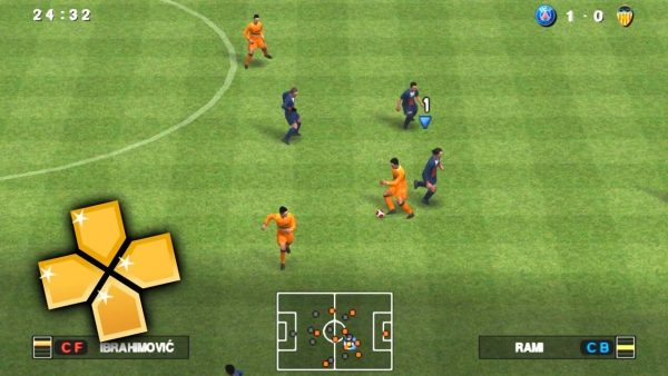 Pro Evolution Soccer 2013 highly compressed pc game