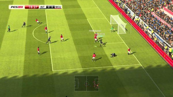 Pro Evolution Soccer 2014 pc game download