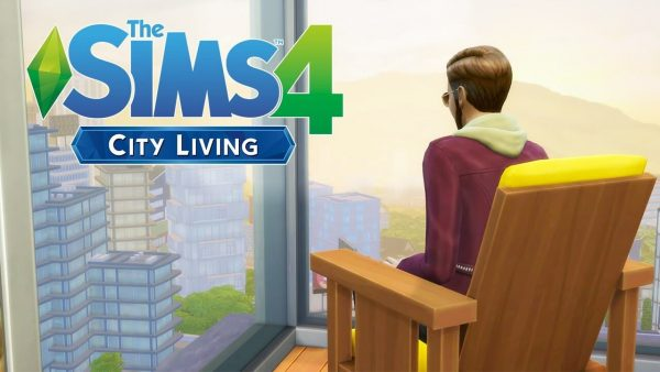 The Sims 4 City living download pc