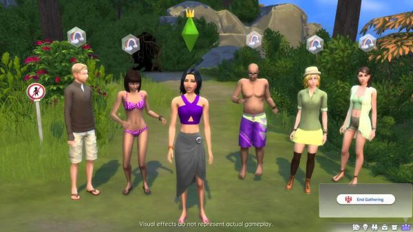 The Sims 4 Get Together download pc