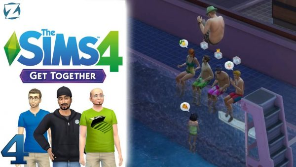 The Sims 4 Get Together highly compressed