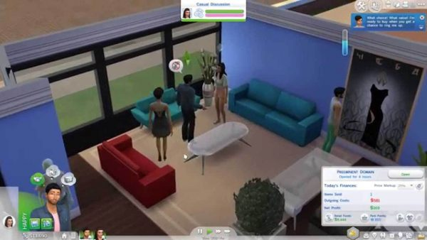 The Sims 4 get to Work game download pc