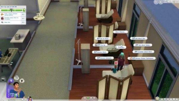 The Sims 4 get to Work pc game download