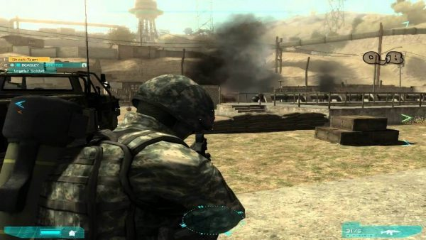 Tom Clancy's Ghost Recon Advanced WarFighter 2 highly compressed
