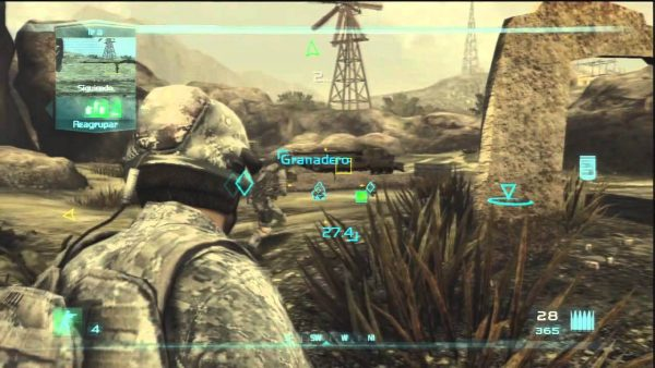 Tom Clancy's Ghost Recon Advanced WarFighter 2 pc game download