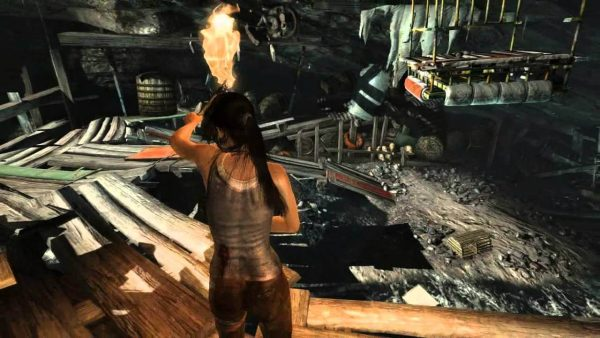 Tomb Raider Survival Edition downlod pc