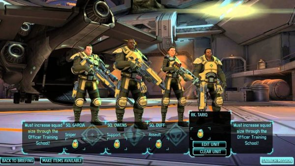 XCOM Enemy within highly compressed