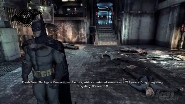 batman arkham asylum highly compressed pc game download