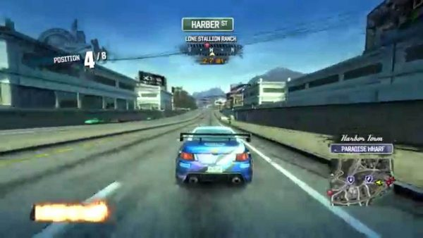 burnout paradise highly copressed