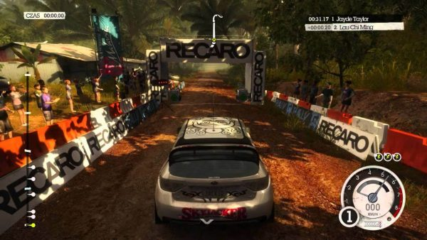 colin mcrae dirt 2 highly compressed