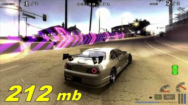 download game overspeed high performance street racing pc