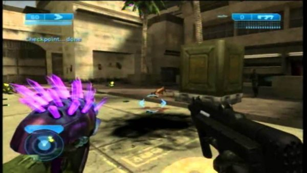 halo 2 highly compressed