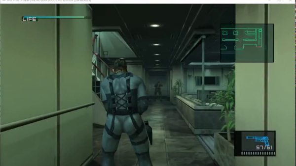 metal gear solid 2 game download for pc