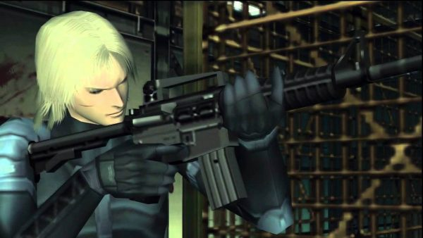 metal gear solid 2 highly compressed