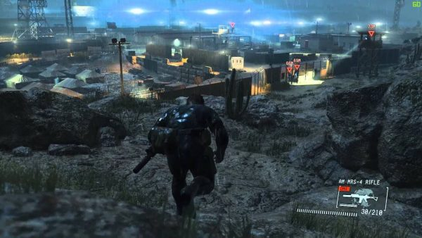 metal gear solid v ground zeroes highly compressed
