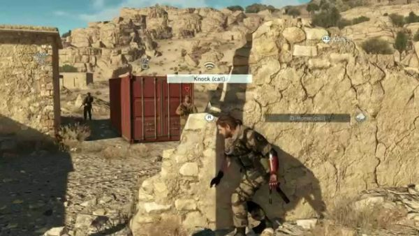 metal gear solid v the phantom pain game for pc