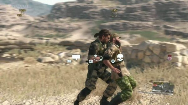 metal gear solid v the phantom pain save game download pc