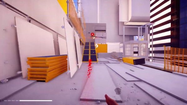 mirror's edge catalyst highly compressed