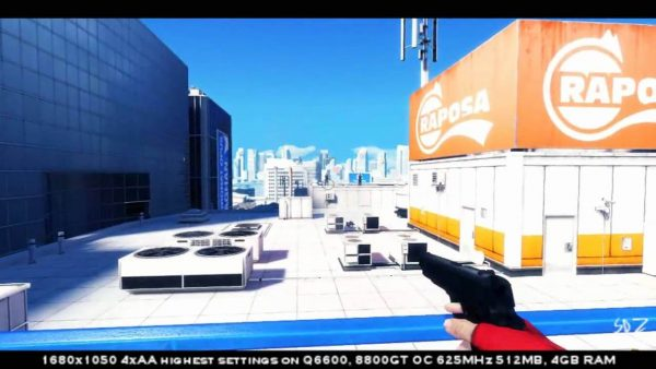 mirror's edge highly compressed download