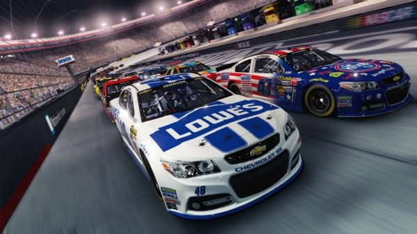 nascar 14 pc gameplay