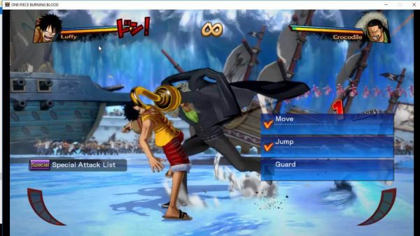 one piece burning blood download pc