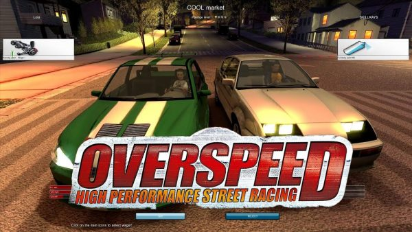 overspeed high performance street racing download pc