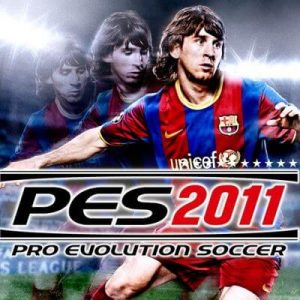 pro evolution soccer 2011 game for pc