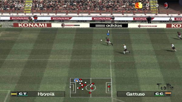 pro evolution soccer 6 download full version pc