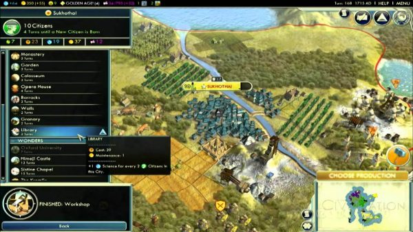 sid meier's civilization v highly compressed