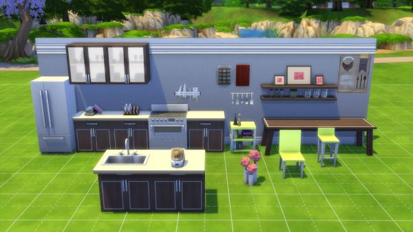 the sims 4 cool kitchen stuff download pc