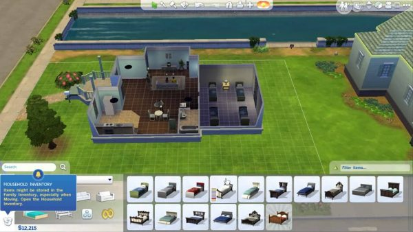 the sims 4 deluxe edition highly compressed