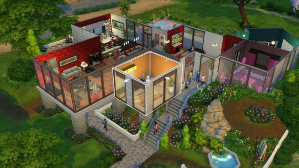 the sims 4 deluxe edition mac download