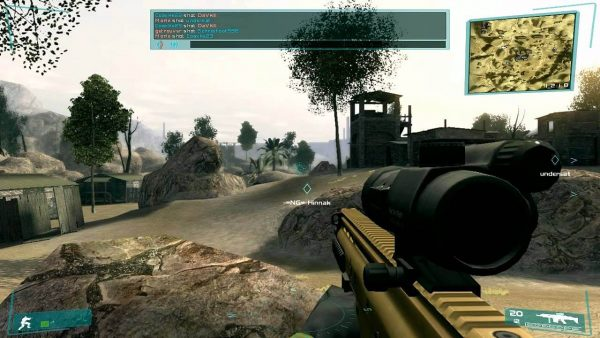 tom clancy's ghost recon advanced warfighter 2 pc highly compressed