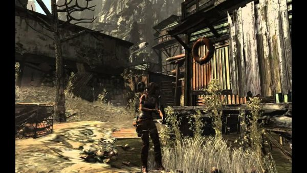 tomb raider survival edition game for pc