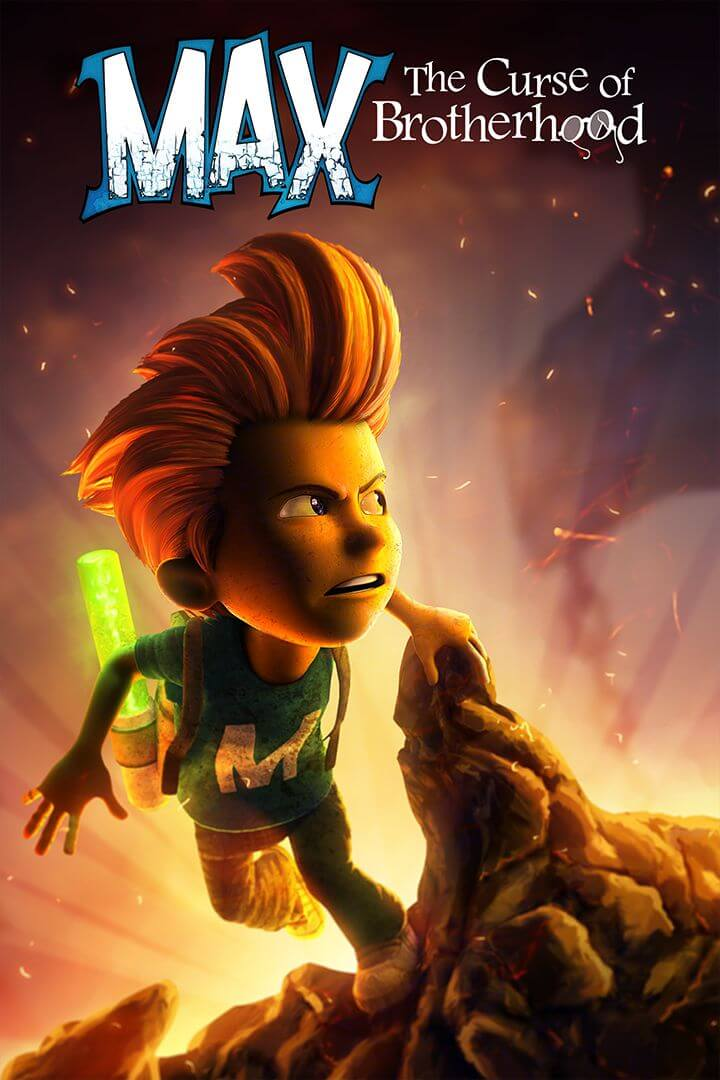 Max The Curse Of Brotherhood pc Game download