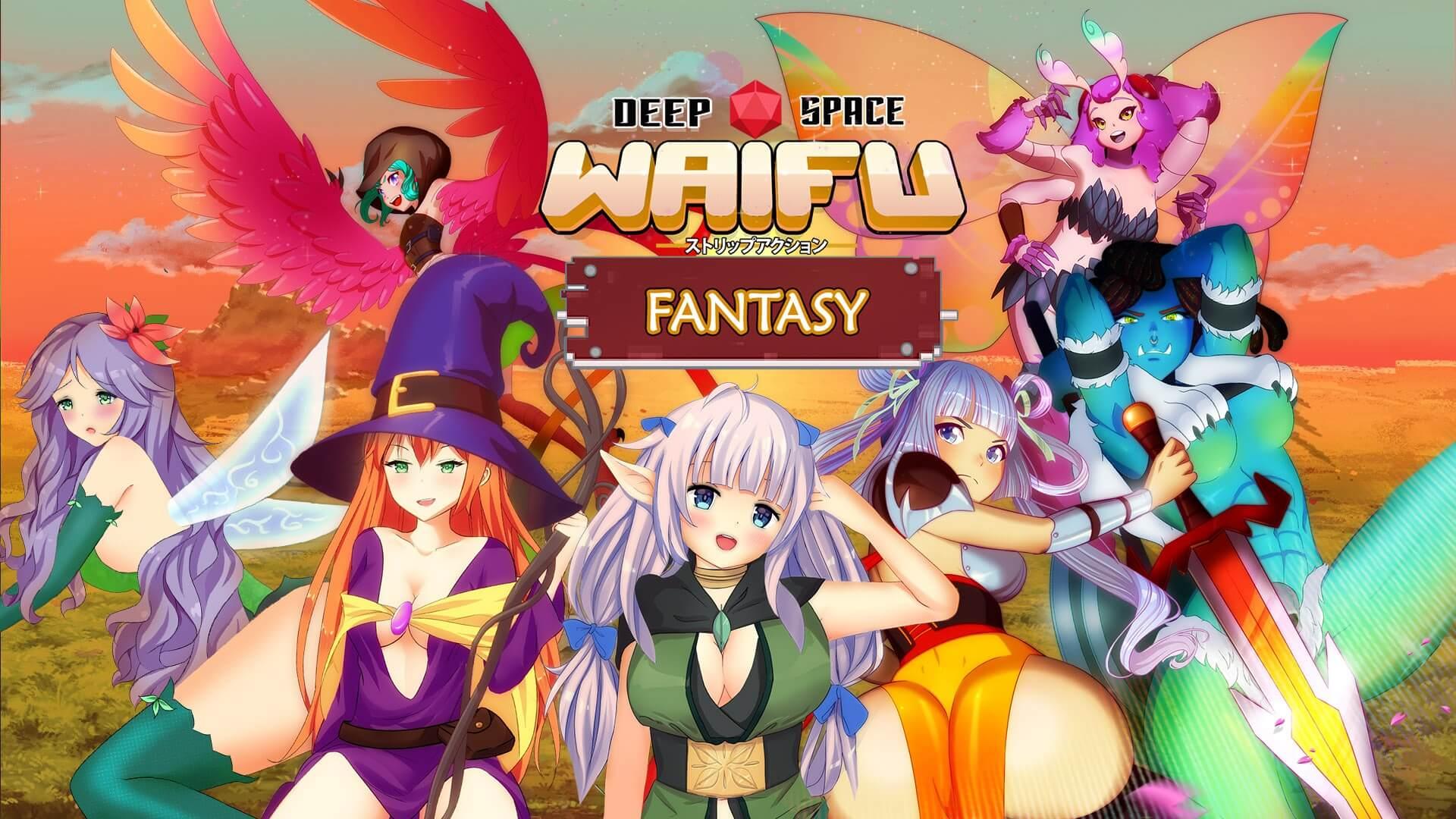 Deep Space Waifu download pc