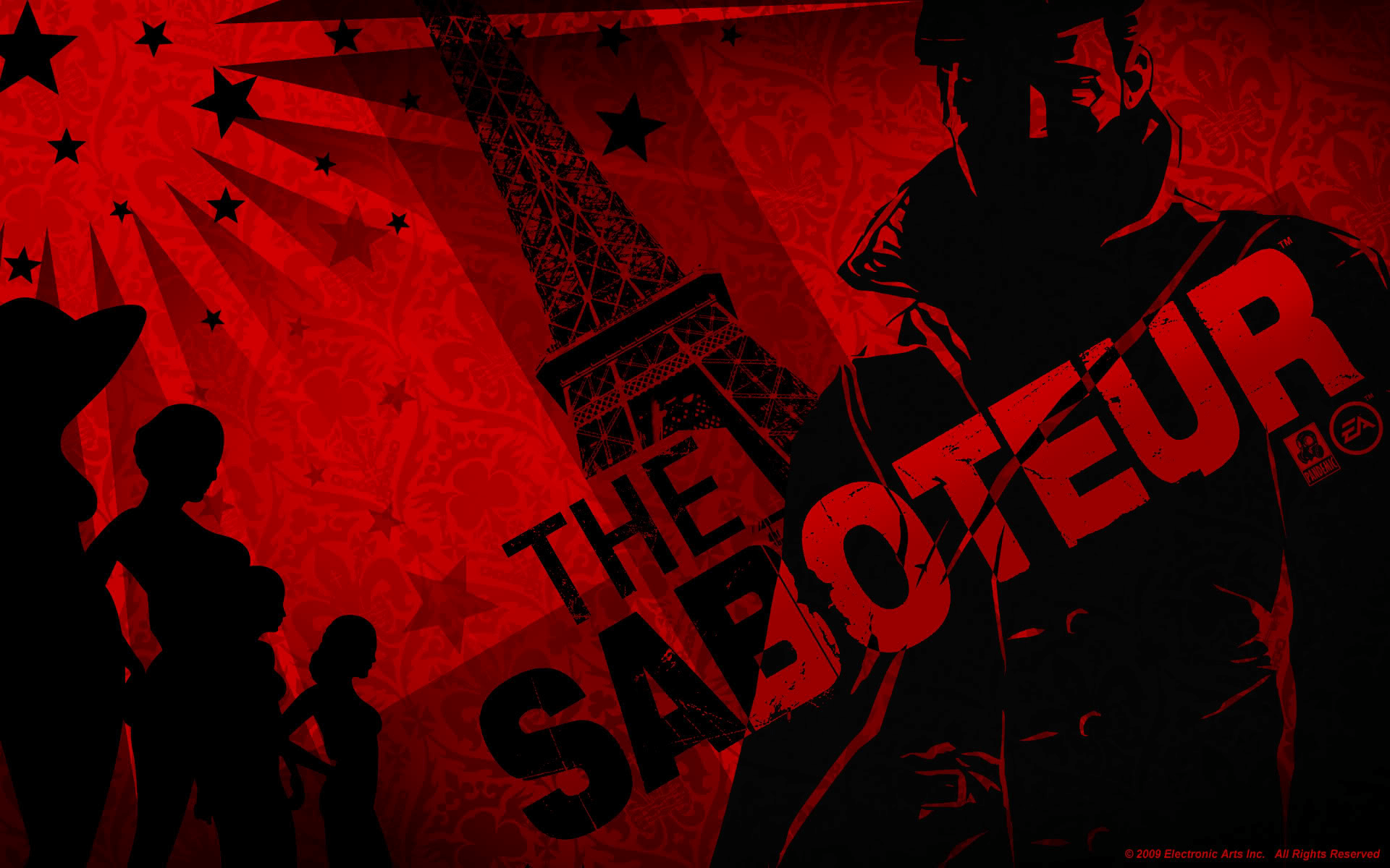 The Saboteur highly compressed download