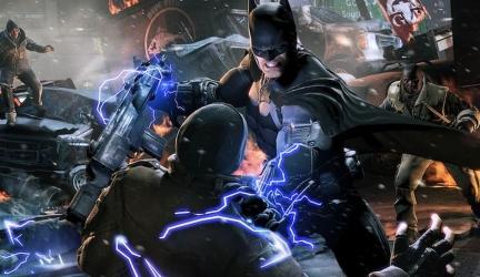 Batman Arkham Origins PC Game Download