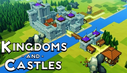 Kingdoms And Castles PC Game Free Download