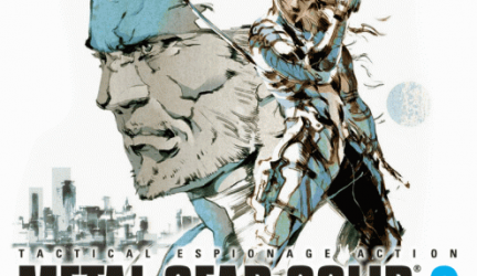Metal Gear Solid 2 PC Game Download