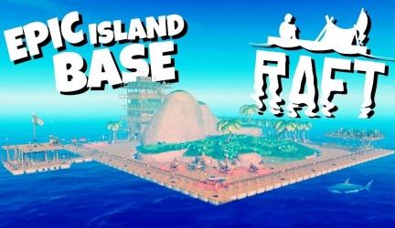 Raft PC Game Free Download